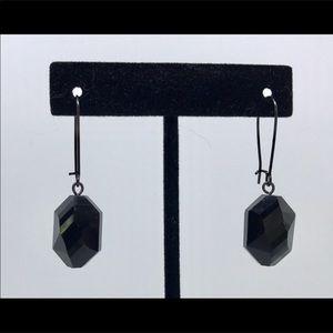 "NWOT Premier Designs ""Jet"" earrings"